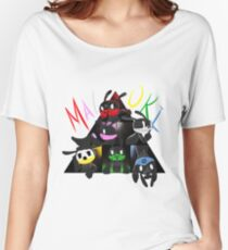 Matoki Pyramid Women's Relaxed Fit T-Shirt
