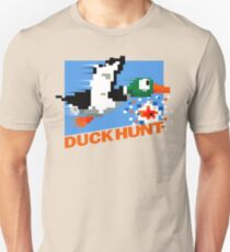 Duck Hunt Retro Cover T-Shirt