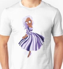 Winter Girl Unisex T-Shirt