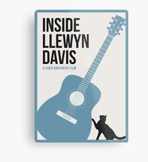 Inside Llewyn Davis film poster Metal Print