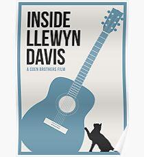 Inside Llewyn Davis film poster Poster