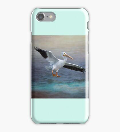 American White Pelicans iPhone Case/Skin