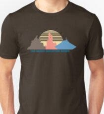 The Magic Mountain Range Unisex T-Shirt