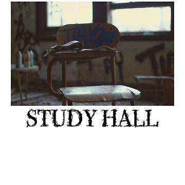 Study Hall by datathegreat