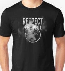 derek Jeter Respect 2 Unisex T-Shirt