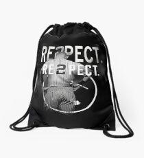 derek Jeter Respect 2 Drawstring Bag