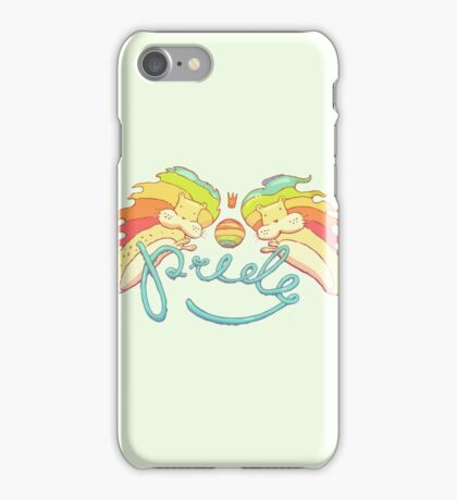 Lionbow iPhone Case/Skin