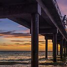 JETTY FISHING by Andrew Dickman