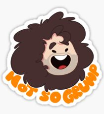 Dan Sticker Game Grumps Sticker