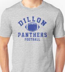 Dillon Panthers Fußball Unisex T-Shirt