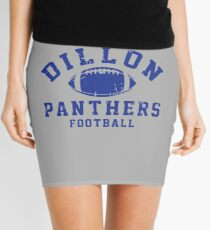 Dillon Panthers Football Mini Skirt