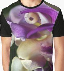 In A Twist Corkscrew Flower Graphic T-Shirt