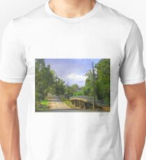 Country Road in Auburn T-Shirt