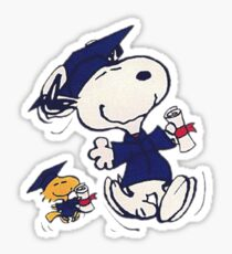 snoopy Sticker