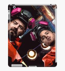 Walter & Jesse are cooking iPad Case/Skin