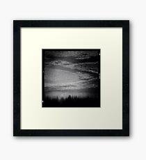 Monochrome Framed Print
