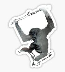 Gibbon Sticker