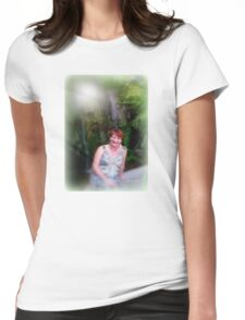 Enchanting Womens Fitted T-Shirt