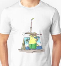 Cartoonist Barry the Shrew Unisex T-Shirt