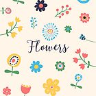 Flower Power by POP Collective