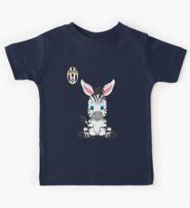 Juventus Fc Baby girl supporter Kids Tee