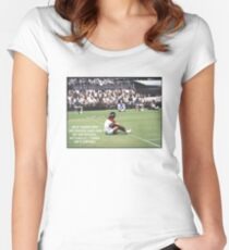 Richie Tenebaum Women's Fitted Scoop T-Shirt
