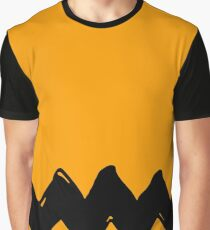 Charlie Brown - Golden Yellow Variant Graphic T-Shirt