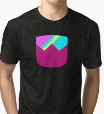 Simple Cuts - Garnet Tri-blend T-Shirt