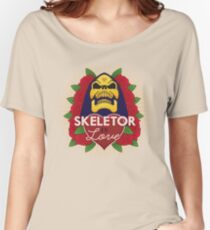 Skeletor is Love Women's Relaxed Fit T-Shirt