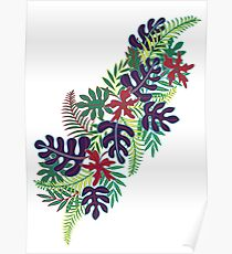 Tropical plant  Poster