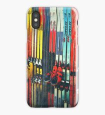 Ski Sun Valley iPhone Case