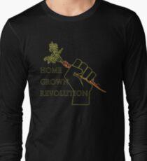 Home Grown revolution Fist of Solidarity  T-Shirt