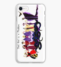That Girl is a Problem iPhone Case/Skin