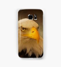 Eagle Portrait Samsung Galaxy Case/Skin