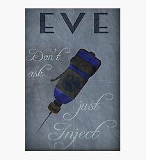 Eve - Bioshock Photographic Print