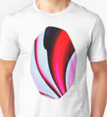 Abstract Fractal Colorways 02BPk Unisex T-Shirt