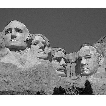 New Rushmore by BeastieAndFlash