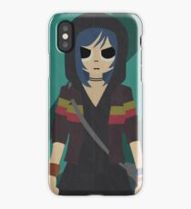 Ramona - Scott Pilgrim Vs. The World iPhone Case/Skin