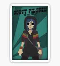 Ramona - Scott Pilgrim Vs. The World Sticker