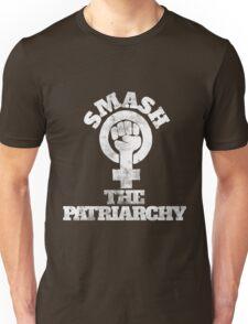 Smash the Patriarchy retro  Unisex T-Shirt
