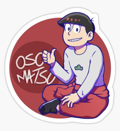 OSMT Sticker