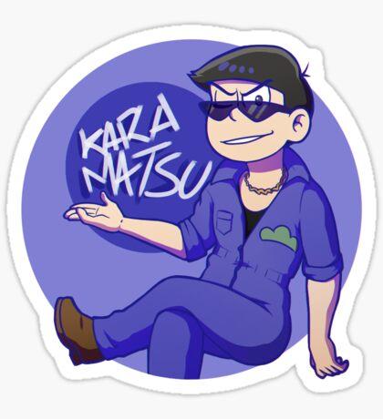 KRMT Sticker