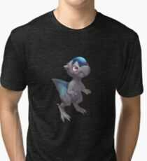 Pachycephalomon Tri-blend T-Shirt