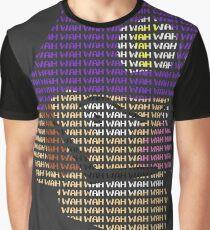 Wah - Waluigi Graphic T-Shirt