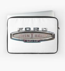 Vintage Ford Truck Sign Laptop Sleeve