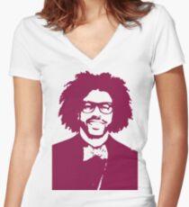 Camiseta entallada de cuello en V Daveed Diggs # 2
