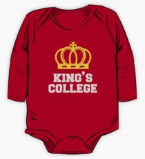 King's College One Piece - Long Sleeve