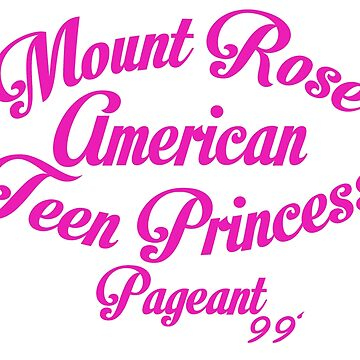 Mount Rose American Teen Princess Pageant 99' by markdwaldron