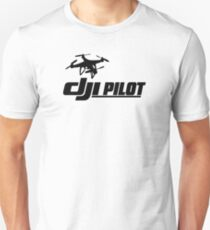 DJI Pilot Drone Unisex T-Shirt