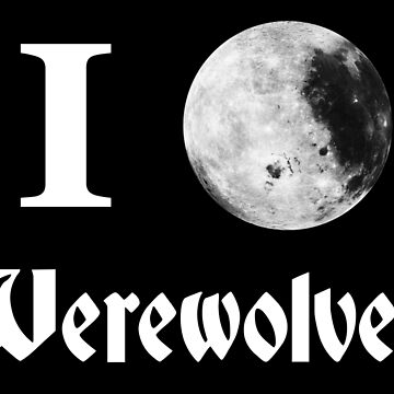 I Moon Werewolves by sjdesigns